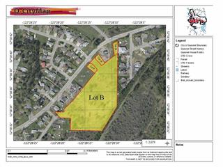 Lot for sale in Quesnel - Town, Quesnel, Quesnel, Lot B Johnston Avenue, 262558668 | Realtylink.org