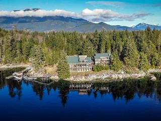 House for sale in Pender Harbour Egmont, Pender Harbour, Sunshine Coast, Lot 12 Hardy Island, 262559267 | Realtylink.org