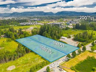 Commercial Land for sale in Willoughby Heights, Langley, Langley, 19837 86 Avenue, 224941373 | Realtylink.org
