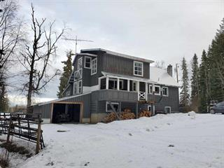 House for sale in Bouchie Lake, Quesnel, Quesnel, 2848 Nazko Road, 262550261 | Realtylink.org