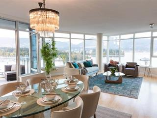 Apartment for sale in Coal Harbour, Vancouver, Vancouver West, 1301 1233 W Cordova Street, 262554135   Realtylink.org
