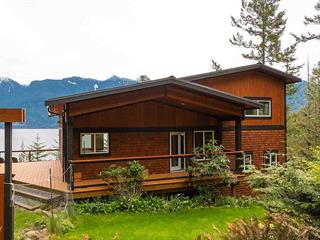 House for sale in Gambier Island, Sunshine Coast, 1518 Mount Artaban Road, 262553819   Realtylink.org