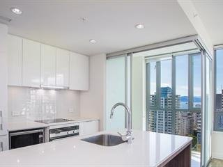 Apartment for sale in Downtown VW, Vancouver, Vancouver West, 2302 1308 Hornby Street, 262551350 | Realtylink.org