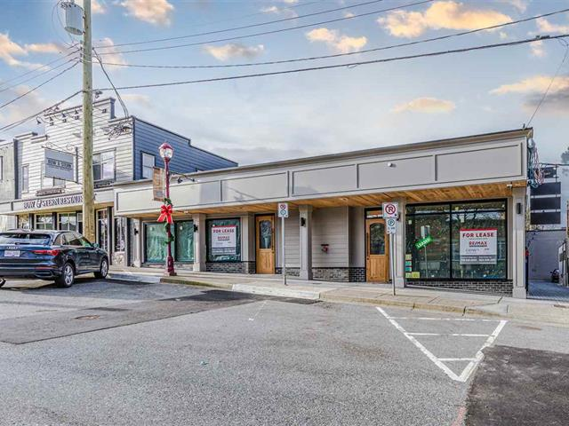 Retail for lease in Central Abbotsford, Abbotsford, Abbotsford, 110 2553 Montrose Avenue, 224939689   Realtylink.org