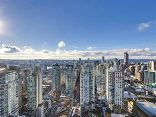 Apartment for sale in Downtown VW, Vancouver, Vancouver West, 4009 777 Richards Street, 262546491 | Realtylink.org