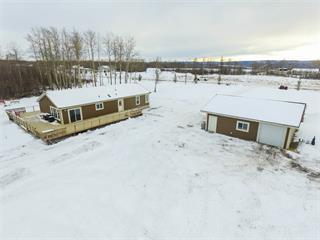 Manufactured Home for sale in Fort St. John - Rural W 100th, Fort St. John, Fort St. John, 11554 Wiltse Drive, 262550202 | Realtylink.org