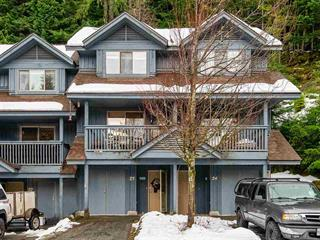 Townhouse for sale in Brio, Whistler, Whistler, 23 3102 Panorama Ridge, 262543120 | Realtylink.org