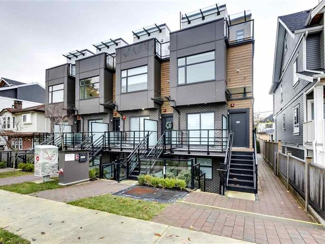 Townhouse for sale in Collingwood VE, Vancouver, Vancouver East, 5031 Chambers Street, 262542314 | Realtylink.org