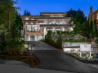 House for sale in Glenmore, West Vancouver, West Vancouver, 549 St. Andrews Road, 262547803   Realtylink.org