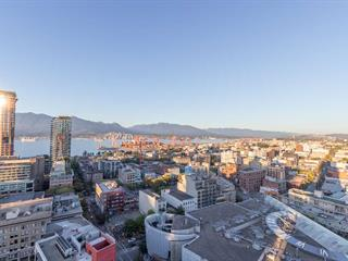 Apartment for sale in Downtown VW, Vancouver, Vancouver West, 2503 183 Keefer Place, 262544139 | Realtylink.org