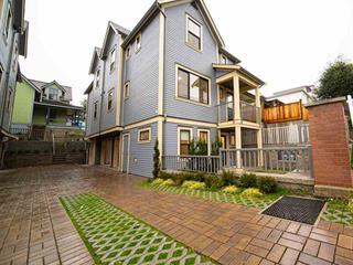 Townhouse for sale in Queens Park, New Westminster, New Westminster, 1 1023 Third Avenue, 262543816 | Realtylink.org