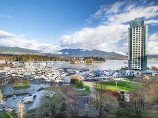 Apartment for sale in Coal Harbour, Vancouver, Vancouver West, 1103 323 Jervis Street, 262549355 | Realtylink.org
