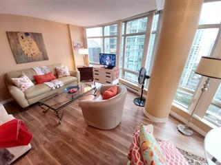 Apartment for sale in West End VW, Vancouver, Vancouver West, 1706 1288 Alberni Street, 262547701 | Realtylink.org