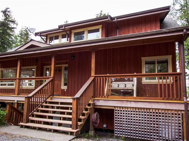 House for sale in Tofino, Tofino, 1027 Jensens Bay Rd, 850813   Realtylink.org