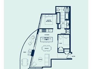 Apartment for sale in White Rock, South Surrey White Rock, 1503 1501 Foster Street, 262566505 | Realtylink.org