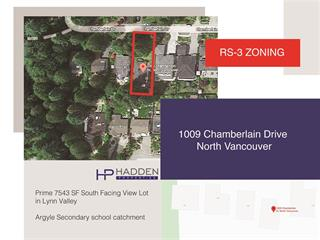 House for sale in Lynn Valley, North Vancouver, North Vancouver, 1009 Chamberlain Drive, 262568580 | Realtylink.org