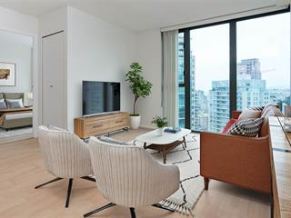Apartment for sale in Coal Harbour, Vancouver, Vancouver West, 2506 1331 W Georgia Street, 262568935 | Realtylink.org