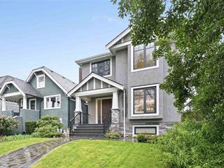 House for sale in Point Grey, Vancouver, Vancouver West, 4367 W 13th Avenue, 262568420 | Realtylink.org