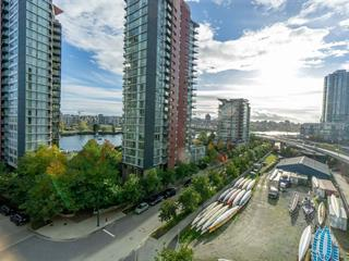 Apartment for sale in Yaletown, Vancouver, Vancouver West, 906 33 Smithe Street, 262533328 | Realtylink.org