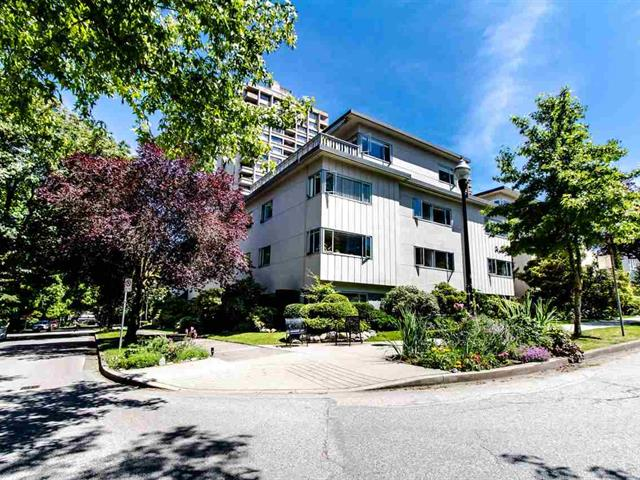 Apartment for sale in West End VW, Vancouver, Vancouver West, 103 1050 Jervis Street, 262538789 | Realtylink.org