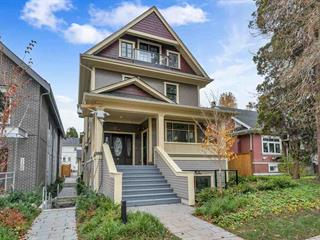 1/2 Duplex for sale in Fairview VW, Vancouver, Vancouver West, 1112 W 15th Avenue, 262539376 | Realtylink.org