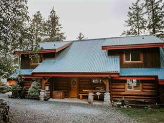 House for sale in Pender Harbour Egmont, Pender Harbour, Sunshine Coast, 14140 Mixal Heights Road, 262545159 | Realtylink.org
