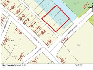 Lot for sale in Nanaimo, Cedar, Lt 7 - 9 Sanford Way, 461701 | Realtylink.org