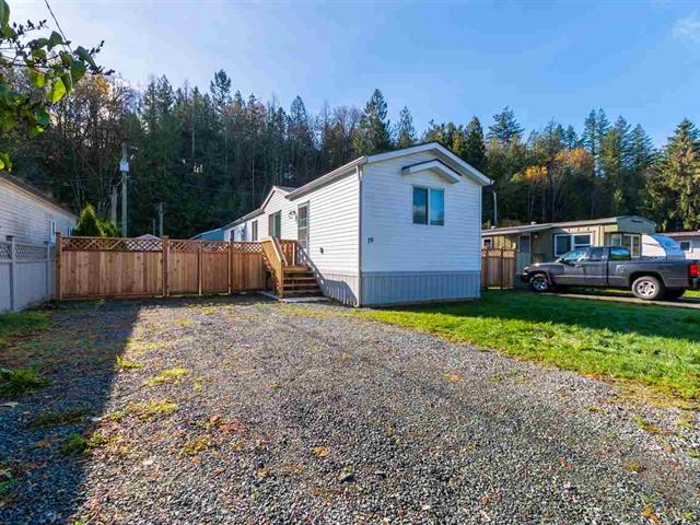 Manufactured Home for sale in Cultus Lake, Cultus Lake, 18 3942 Columbia Valley Road, 262533292   Realtylink.org