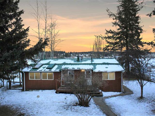 Manufactured Home for sale in 103 Mile House, 100 Mile House, 100 Mile House, 5435 Saunders Crescent, 262543654 | Realtylink.org