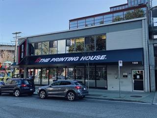 Office for lease in False Creek, Vancouver, Vancouver West, 1508 W 2 Avenue, 224942151 | Realtylink.org