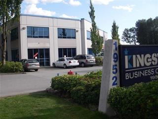 Industrial for lease in Coquitlam East, Coquitlam, Coquitlam, 503 1952 Kingsway Avenue, 224942189 | Realtylink.org
