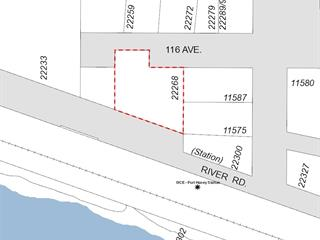 Commercial Land for sale in West Central, Maple Ridge, Maple Ridge, 1-5 22268 116 Avenue, 224942045 | Realtylink.org