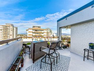 Apartment for sale in Uptown NW, New Westminster, New Westminster, Ph1 620 Seventh Avenue, 262570893 | Realtylink.org