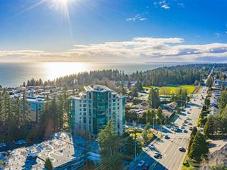 Apartment for sale in White Rock, South Surrey White Rock, 1102 14824 North Bluff Road, 262573001 | Realtylink.org