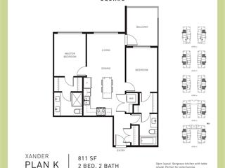 Apartment for sale in Willoughby Heights, Langley, Langley, A404 20867 80 Avenue, 262572534   Realtylink.org