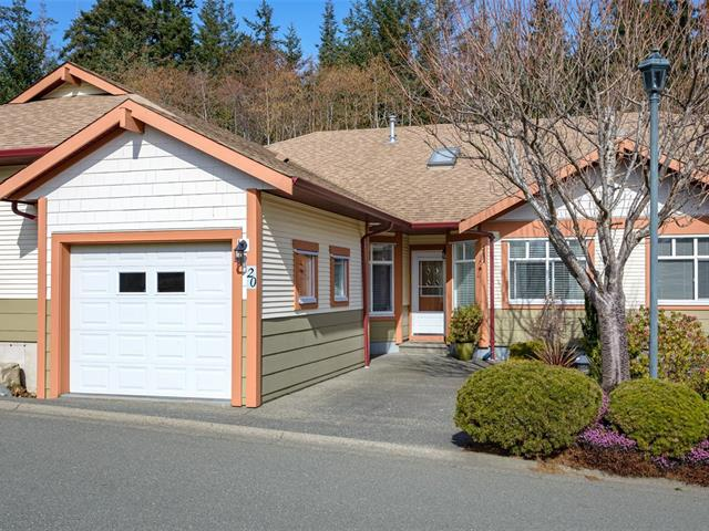 Townhouse for sale in Comox, Comox (Town Of), 20 1220 Guthrie Rd, 869537 | Realtylink.org