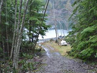 Lot for sale in Cortes Island, Cortes Island, 1309 Gorge Harbour Rd, 868715 | Realtylink.org