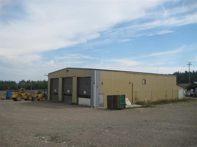 Industrial for sale in Blackwater, Prince George, PG Rural West, 15355 Clear Lake Sawmill Road, 224942047   Realtylink.org