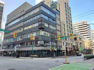Retail for lease in Downtown VW, Vancouver, Vancouver West, 595 Hornby Street, 224941925   Realtylink.org