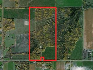 Lot for sale in Fort St. John - Rural W 100th, Fort St. John, Fort St. John, East 1/2-Sec 3 Buick Creek Road, 262566502 | Realtylink.org