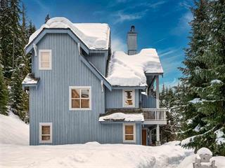 Townhouse for sale in Benchlands, Whistler, Whistler, 10 4661 Blackcomb Way, 262566496 | Realtylink.org