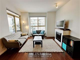 Apartment for sale in Fraserview NW, New Westminster, New Westminster, 205 275 Ross Drive, 262563097 | Realtylink.org