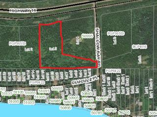 Lot for sale in Cluculz Lake, PG Rural West, Lot 3 Shallow Bay Road, 262563854 | Realtylink.org
