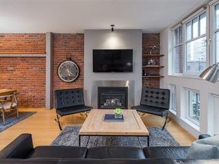 Apartment for sale in Yaletown, Vancouver, Vancouver West, 401 1072 Hamilton Street, 262563155   Realtylink.org