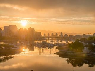 Apartment for sale in False Creek, Vancouver, Vancouver West, 23 1201 Lamey's Mill Road, 262563217 | Realtylink.org