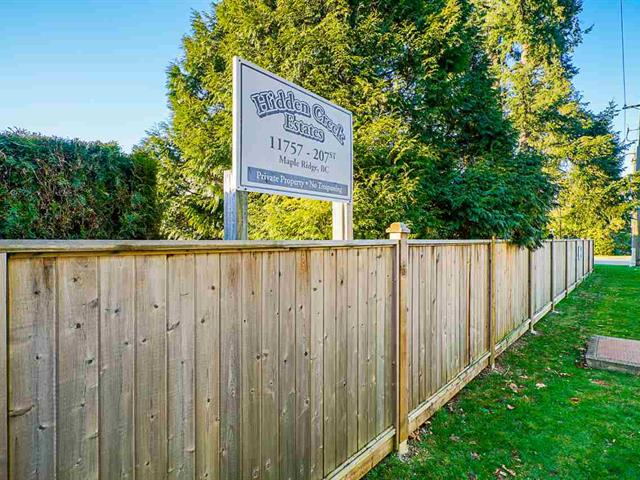 Townhouse for sale in Southwest Maple Ridge, Maple Ridge, Maple Ridge, 6 11757 207 Street, 262564483 | Realtylink.org