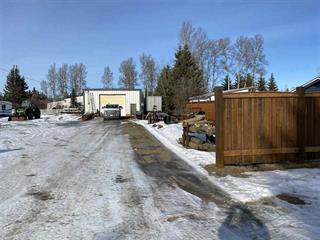 Lot for sale in Fort St. John - Rural W 100th, Fort St. John, Fort St. John, 12240 Oak Avenue, 262563741 | Realtylink.org