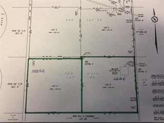 Lot for sale in Fort St. John - Rural W 100th, Fort St. John, Fort St. John, Lot 6 Valley Vista Road, 262563595 | Realtylink.org