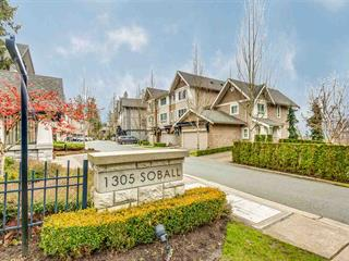 Townhouse for sale in Burke Mountain, Coquitlam, Coquitlam, 18 1305 Soball Street, 262563427 | Realtylink.org