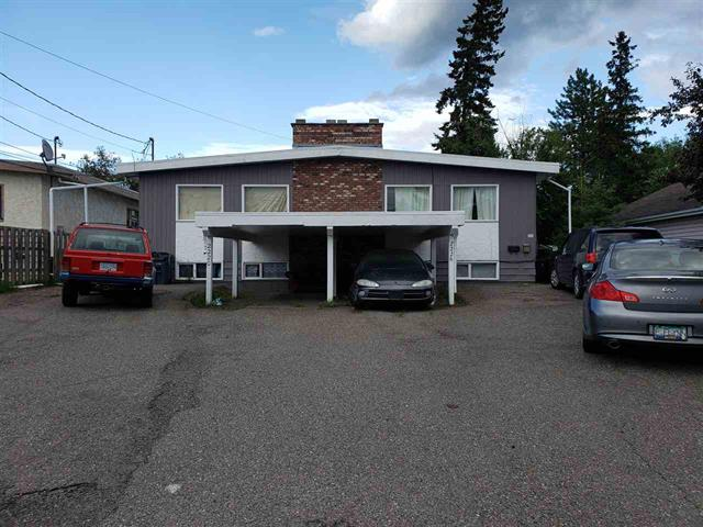 Fourplex for sale in VLA, Prince George, PG City Central, 2220-2226 Upland Street, 262563737   Realtylink.org